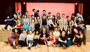 写真5【出演団体2】スウィングダンスSendai Swing Club